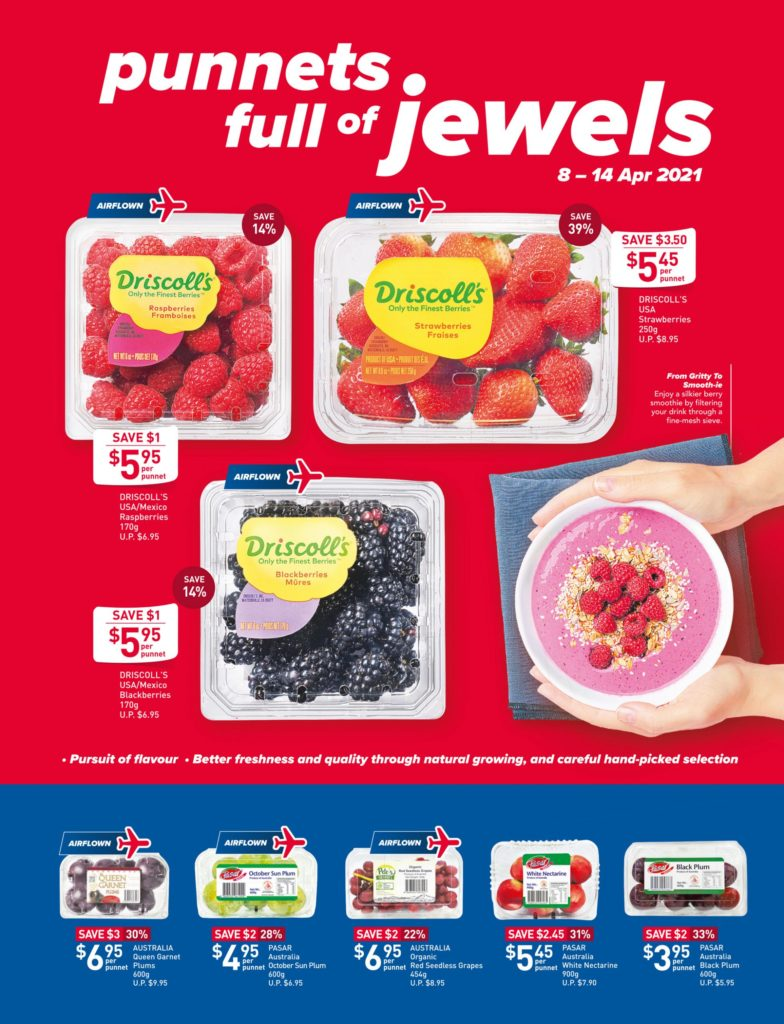 NTUC FairPrice Singapore Your Weekly Saver Promotions 8-14 Apr 2021 | Why Not Deals 9