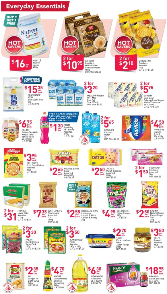 NTUC FairPrice Singapore Your Weekly Saver Promotions 8-14 Apr 2021 | Why Not Deals 2