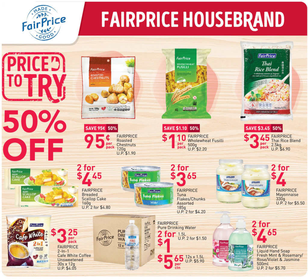 NTUC FairPrice Singapore Your Weekly Saver Promotions 8-14 Apr 2021 | Why Not Deals 3