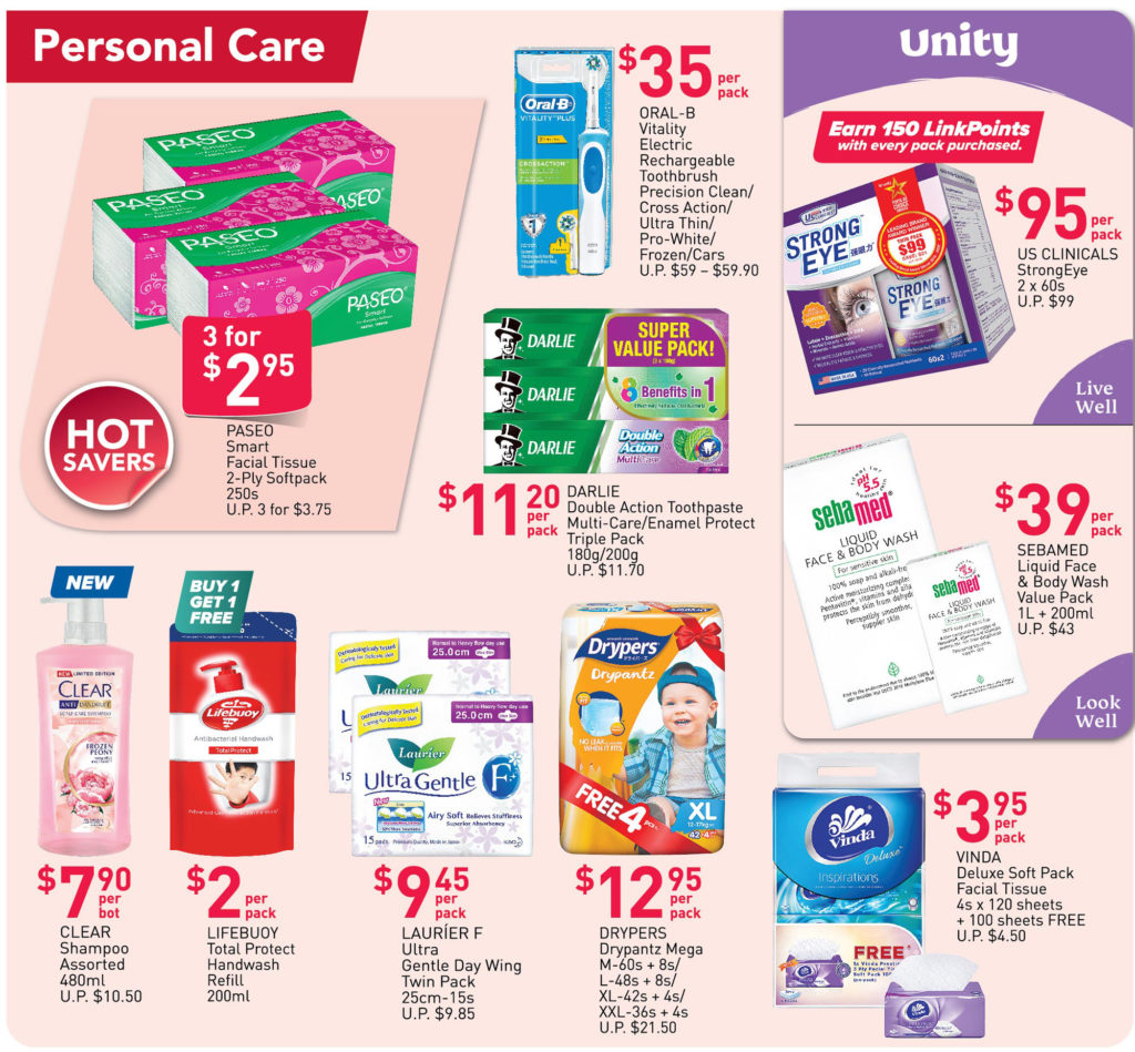 NTUC FairPrice Singapore Your Weekly Saver Promotions 8-14 Apr 2021 | Why Not Deals 4