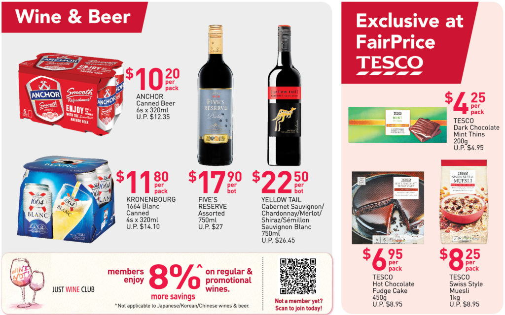 NTUC FairPrice Singapore Your Weekly Saver Promotions 8-14 Apr 2021 | Why Not Deals 5
