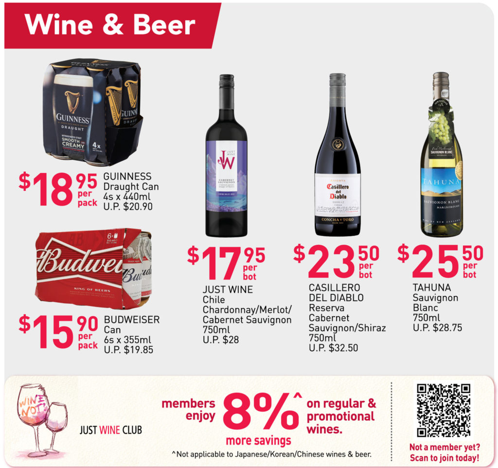 NTUC FairPrice Singapore Your Weekly Saver Promotions | Why Not Deals 27