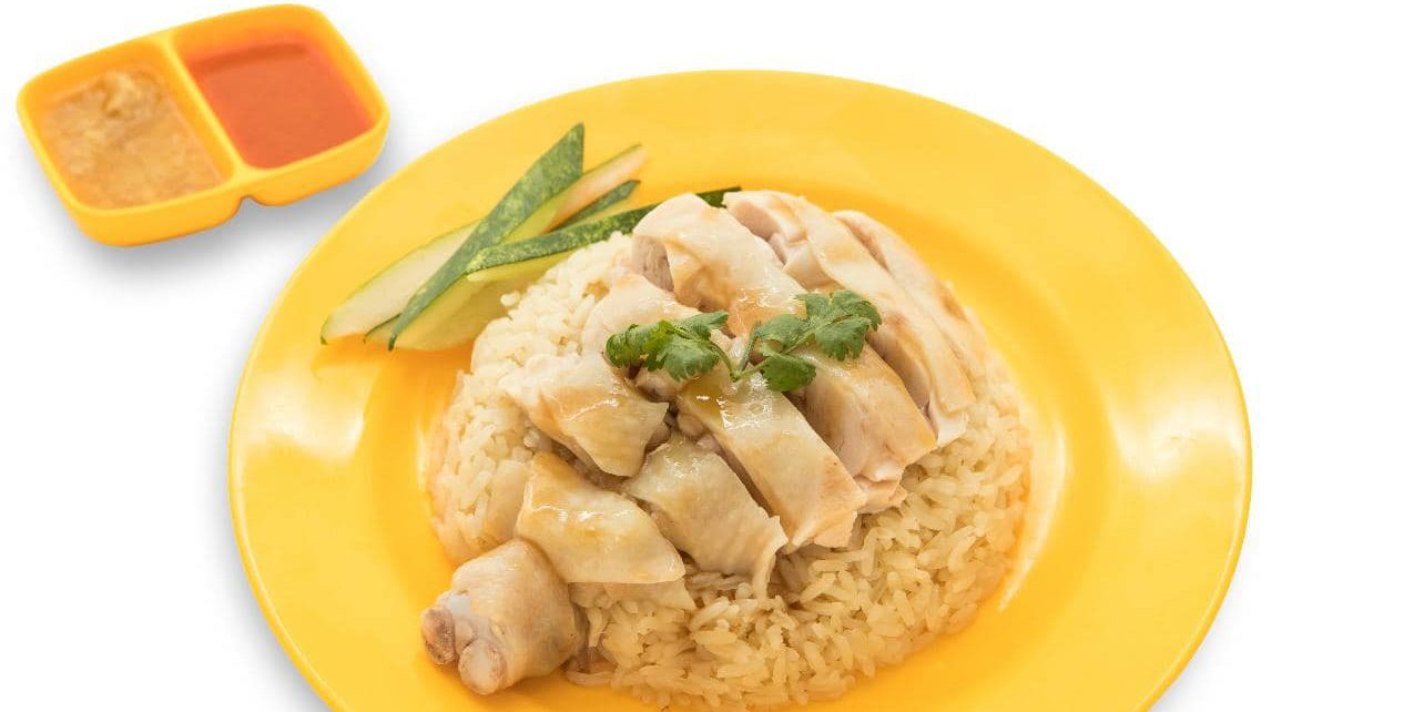 OK Chicken Rice Singapore MayDay Celebration FREE 1000 Full Portions Only On 1st May 2021