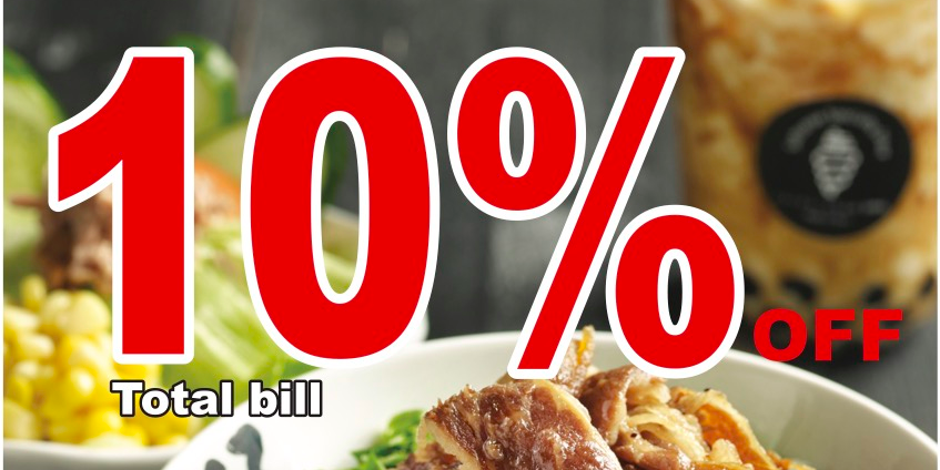 Snag 10% OFF your Total Bill at Menya Kokoro, Japan's No. Mazesoba Specialist