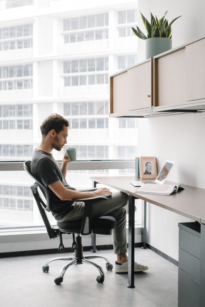 Flexible Working Just Got An Upgrade. Get A Private Office For $99. | Why Not Deals