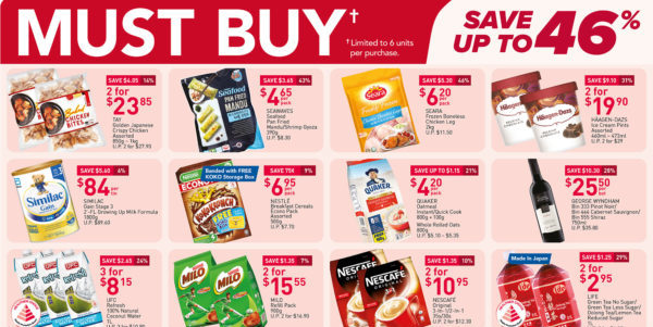 NTUC FairPrice Singapore Your Weekly Saver Promotions 27 May – 2 Jun 2021