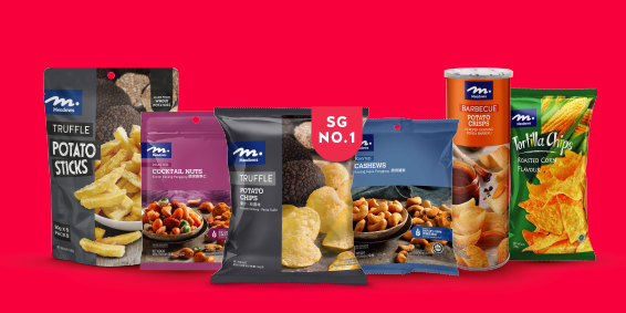 Meadows launches 10 MORE snack items to make staying at home more enjoyable!