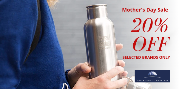 The Planet Traveller Mother's Day Flash Sale | 6 – 9 May 2021