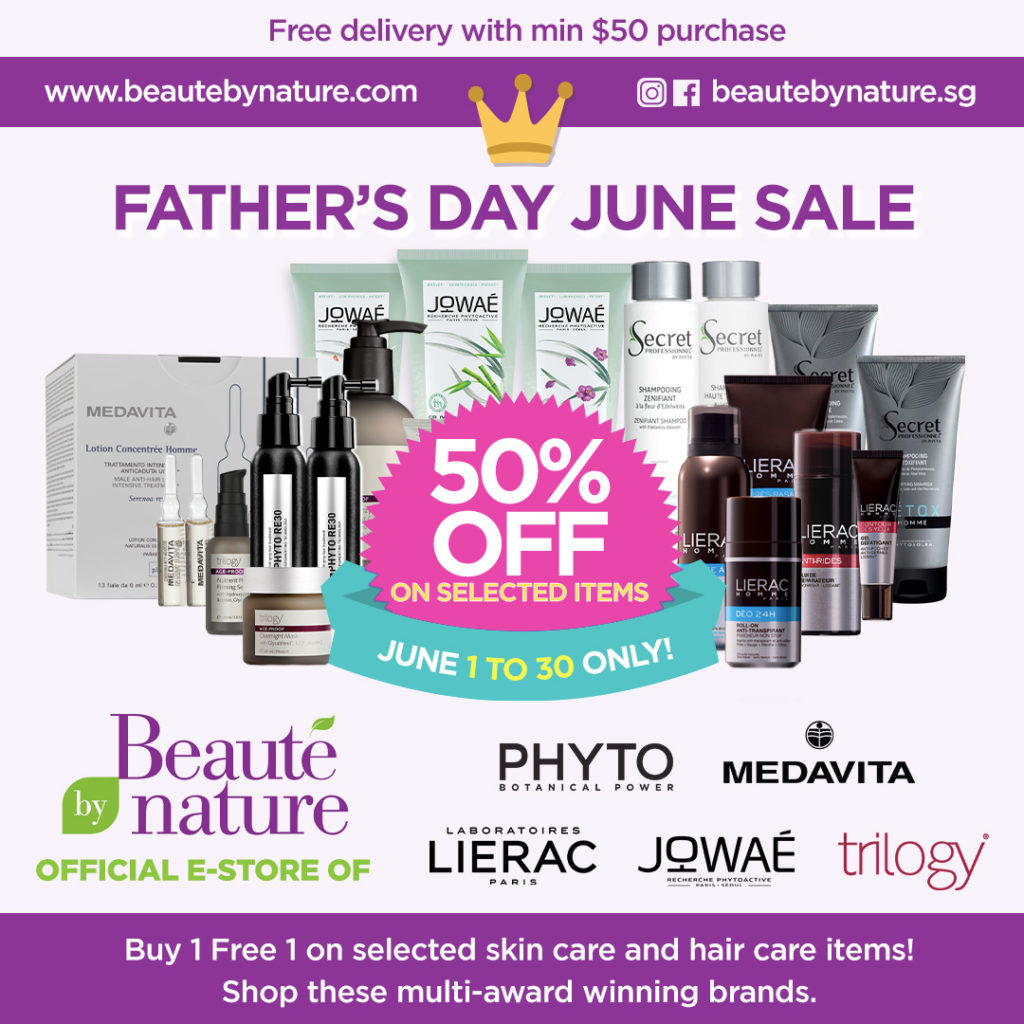 Find the perfect gift for Dad when you shop the Beaute by Nature June sale! | Why Not Deals 2