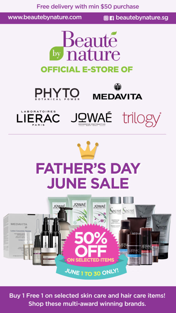 Find the perfect gift for Dad when you shop the Beaute by Nature June sale! | Why Not Deals 4