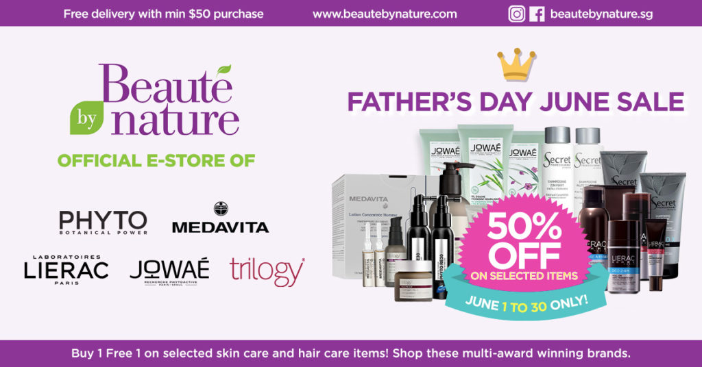 Find the perfect gift for Dad when you shop the Beaute by Nature June sale! | Why Not Deals 1