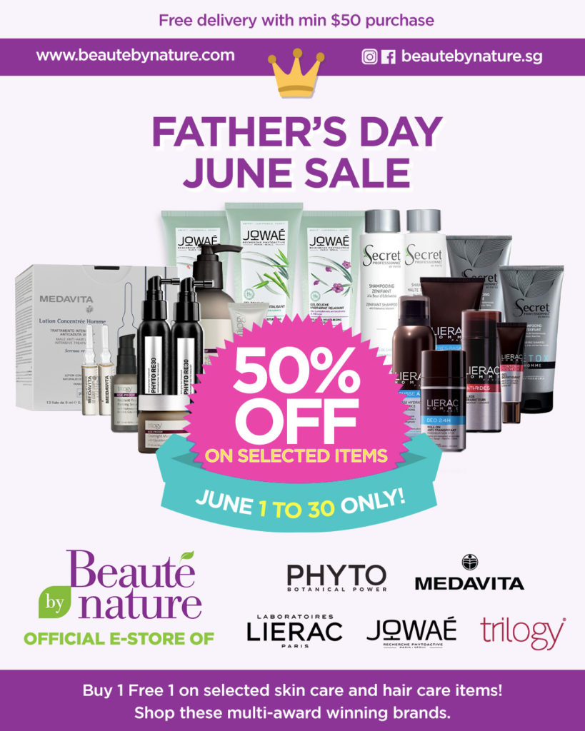 Find the perfect gift for Dad when you shop the Beaute by Nature June sale! | Why Not Deals 3