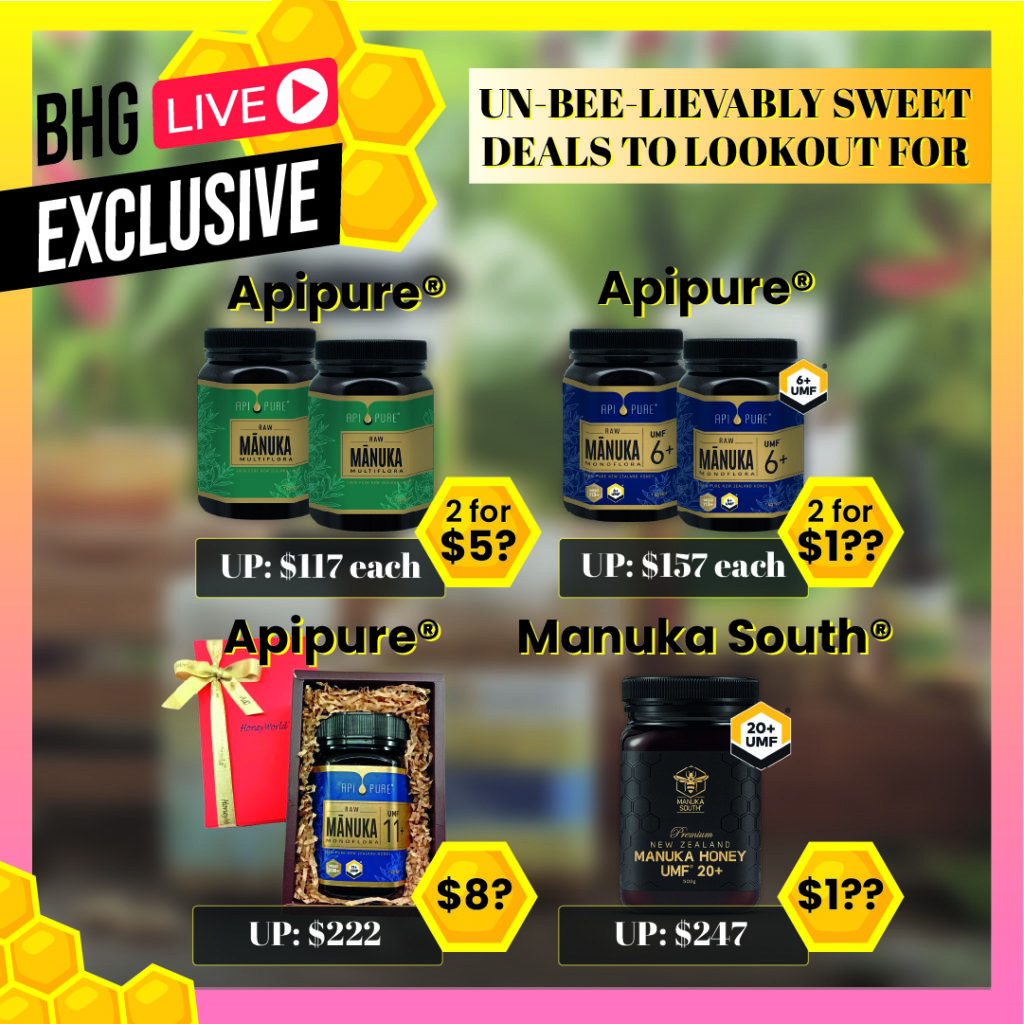 Un-BEE-lievably Sweet Deals, Giveaways, Promo Codes & More - BHG x HoneyWorld Live Stream with | Why Not Deals 2