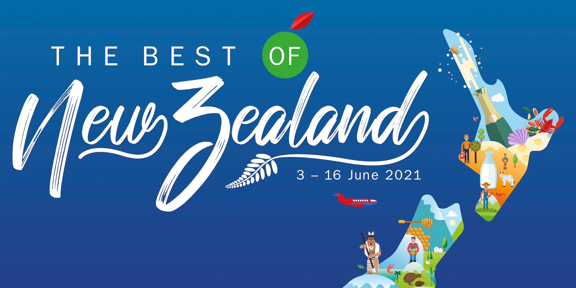 Enjoy New Zealand's finest produce at home with the Best of New Zealand Fair!