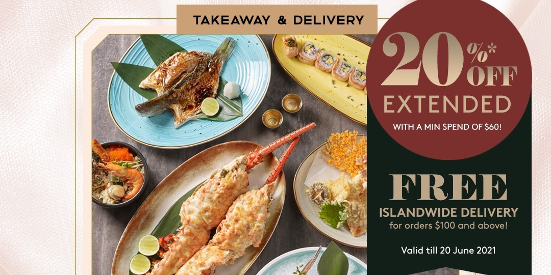 SENSHI Celebrates Father's Day with extended 20% off all Takeaway and Delivery orders