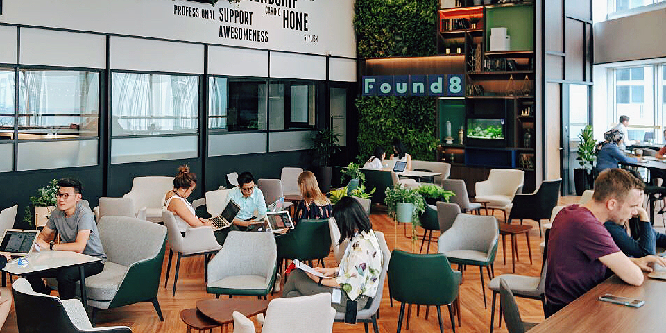 Hot Desk Spaces with Low-Commitment at $250 Per Pax