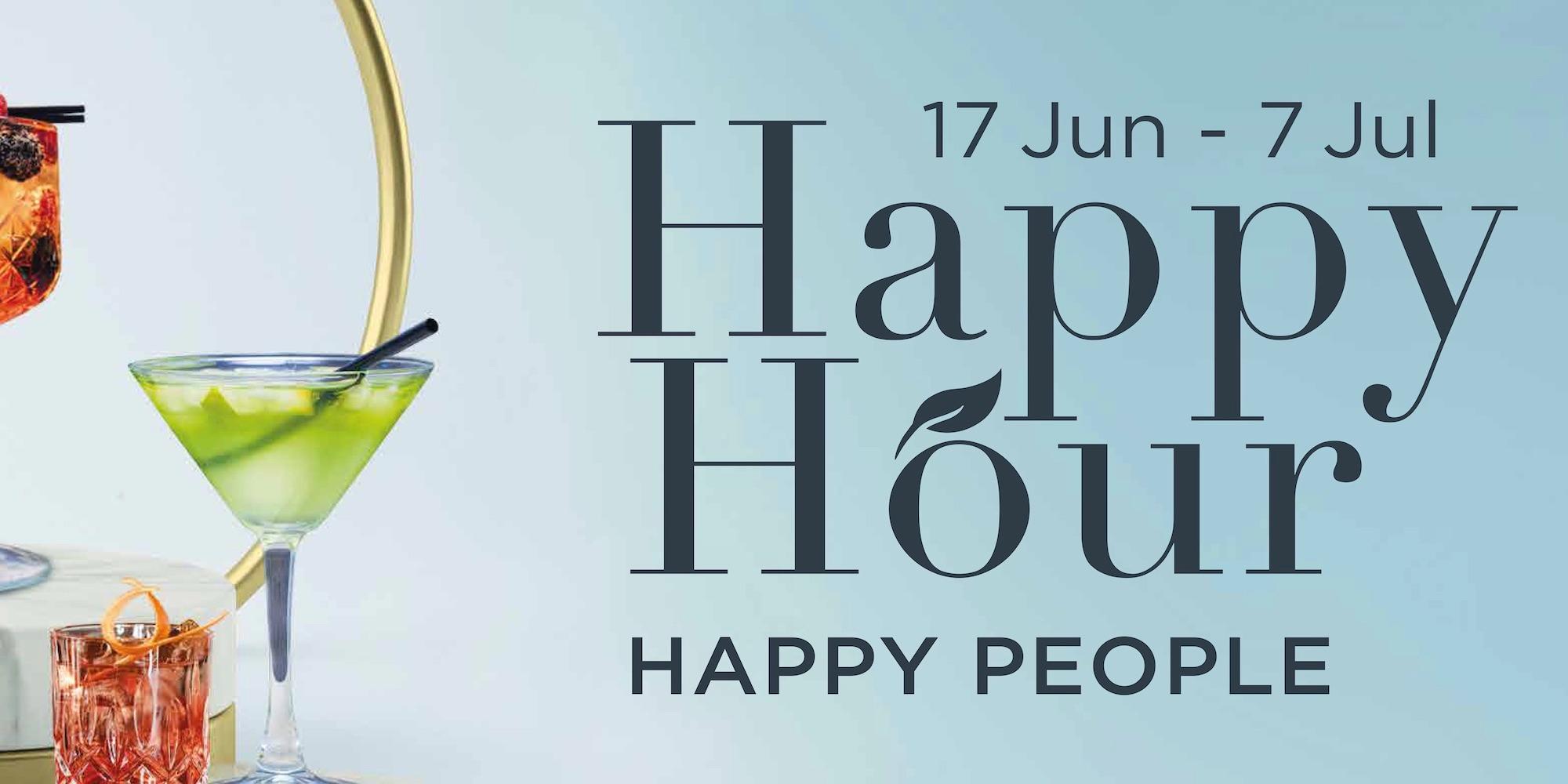 Happy Hour Happy People