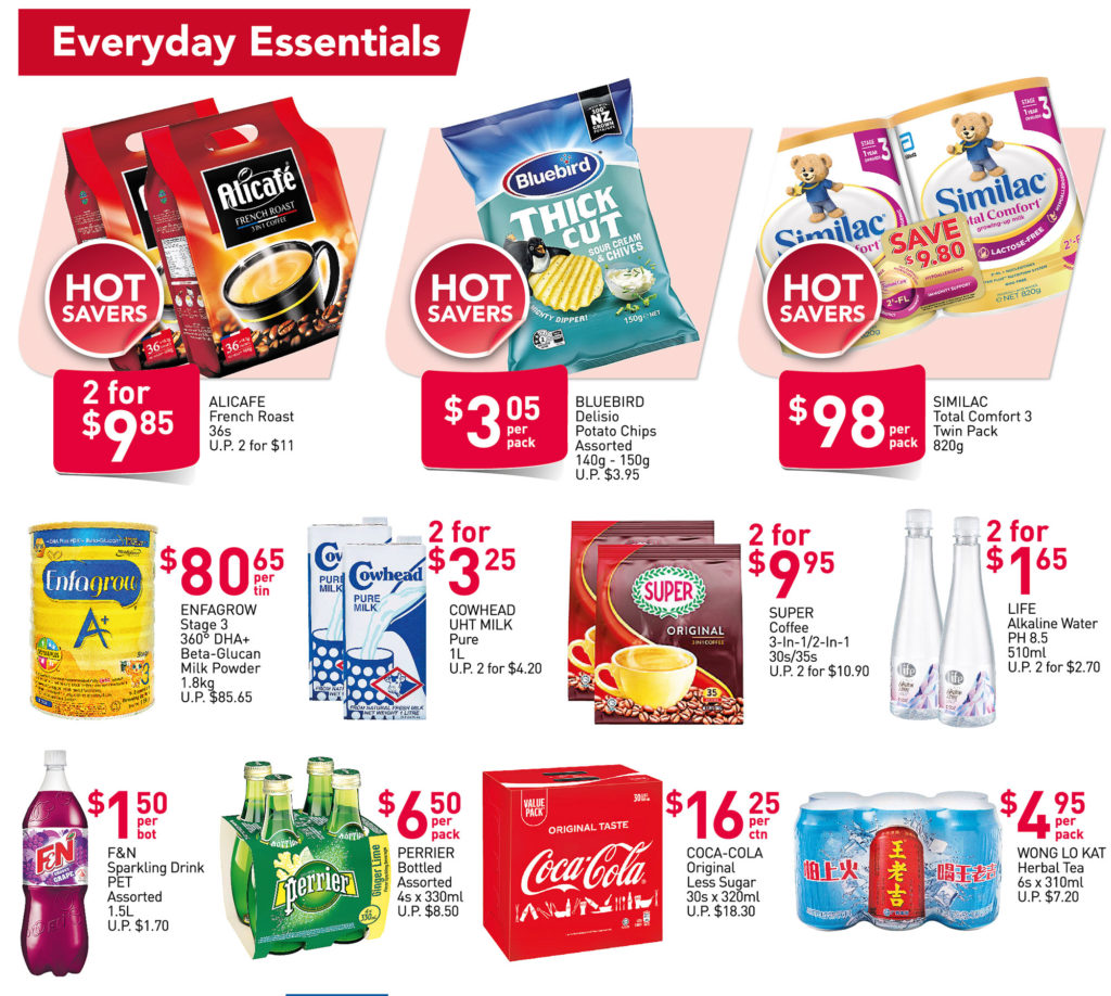 NTUC FairPrice Singapore Your Weekly Saver Promotions 10-16 Jun 2021   Why Not Deals 2