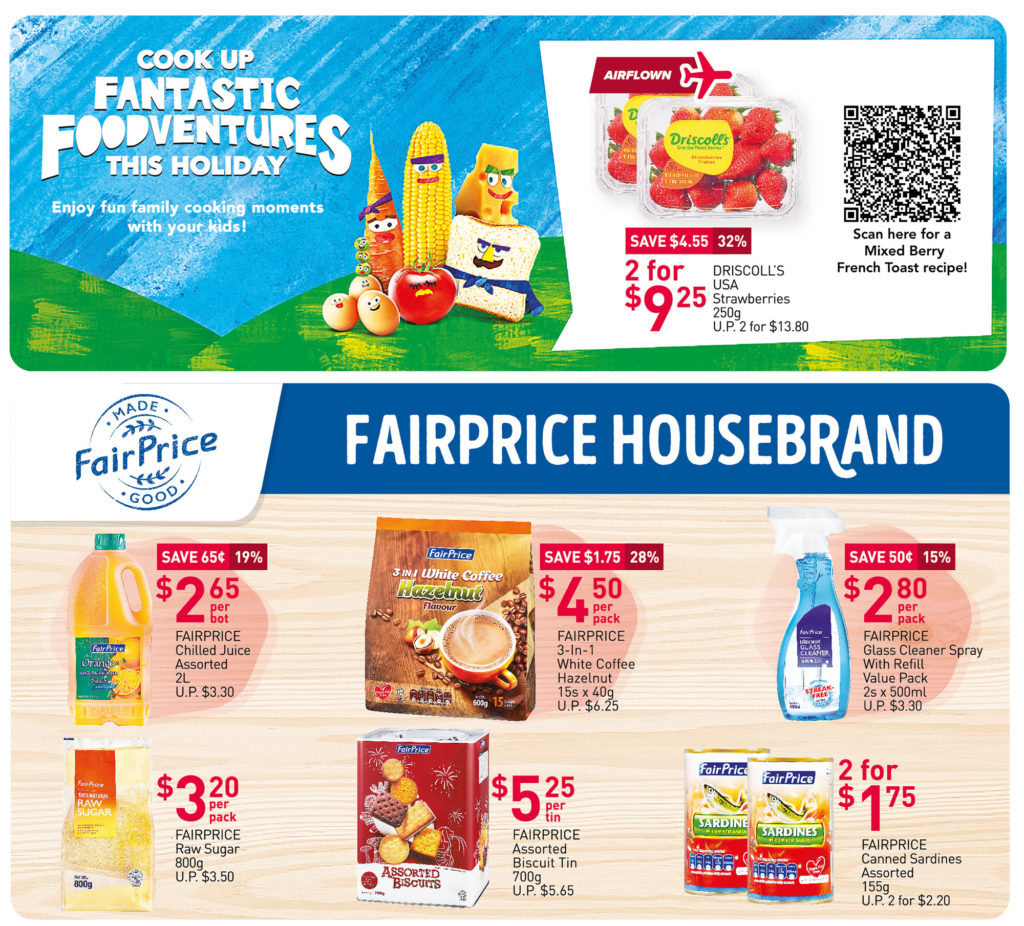 NTUC FairPrice Singapore Your Weekly Saver Promotions 10-16 Jun 2021   Why Not Deals 4