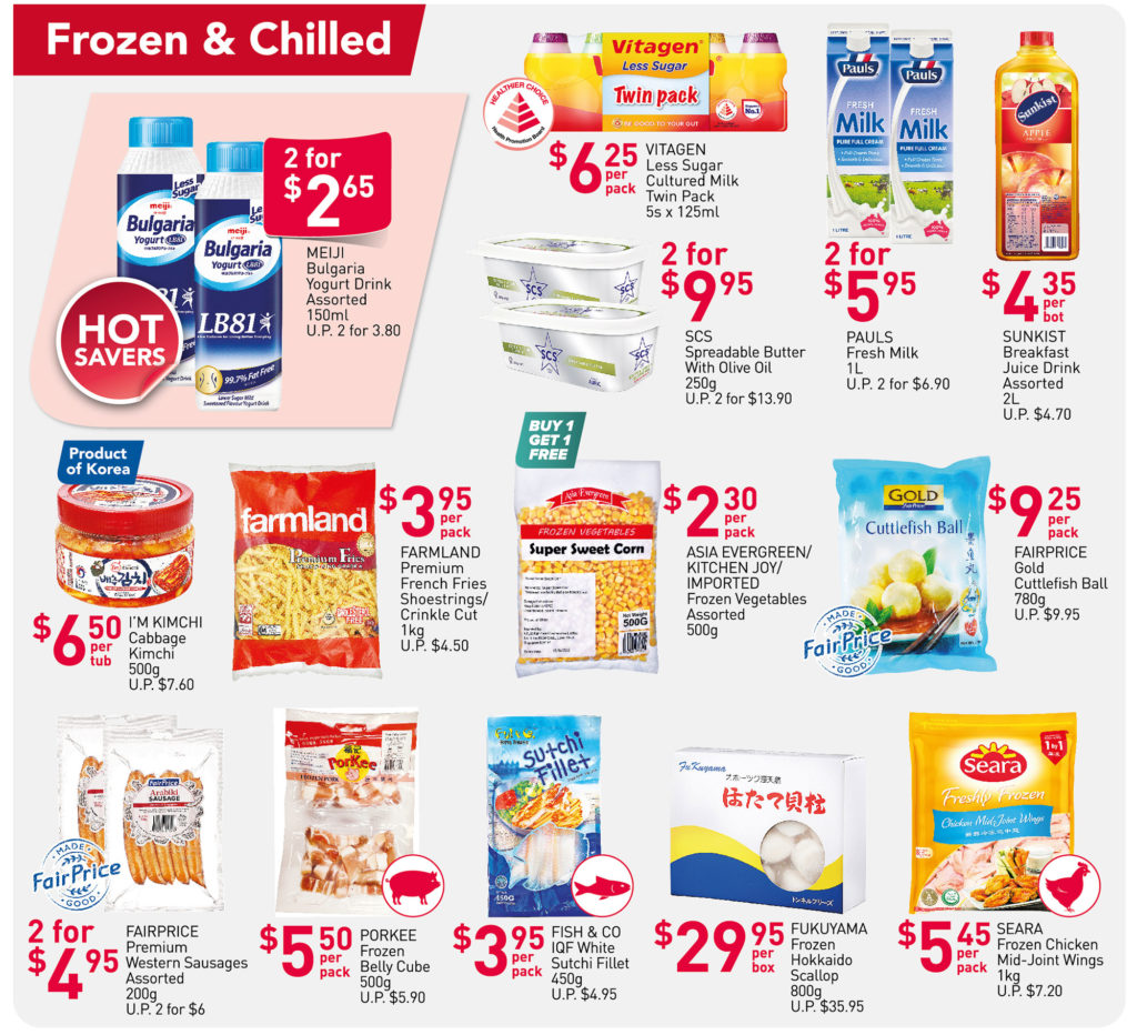 NTUC FairPrice Singapore Your Weekly Saver Promotions 10-16 Jun 2021   Why Not Deals 5