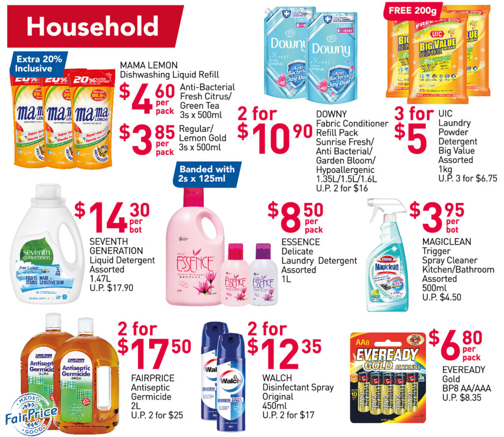 NTUC FairPrice Singapore Your Weekly Saver Promotions 10-16 Jun 2021   Why Not Deals 7