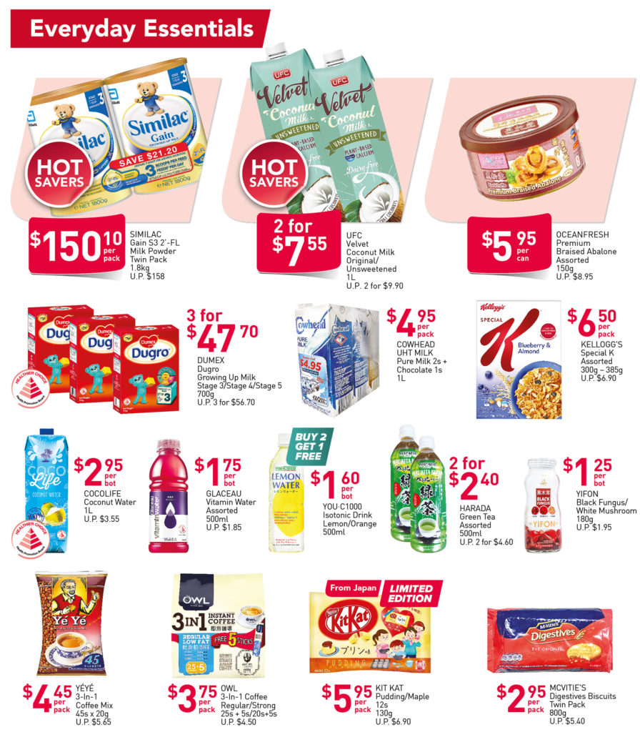 NTUC FairPrice Singapore Your Weekly Saver Promotions 17-23 Jun 2021 | Why Not Deals 2