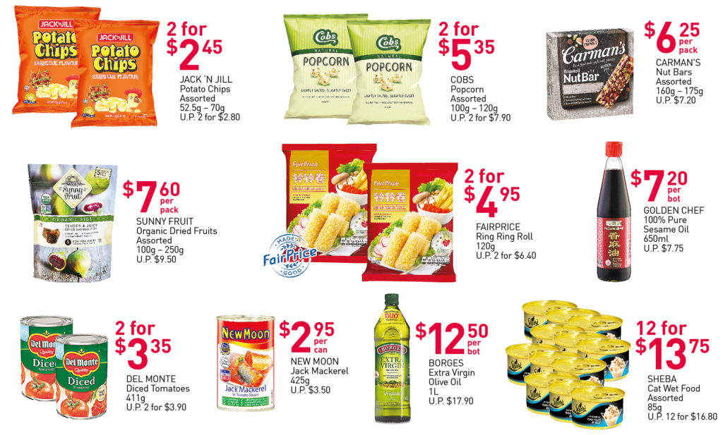 NTUC FairPrice Singapore Your Weekly Saver Promotions 17-23 Jun 2021 | Why Not Deals 3