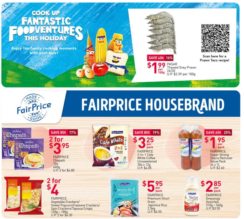 NTUC FairPrice Singapore Your Weekly Saver Promotions 17-23 Jun 2021 | Why Not Deals 4