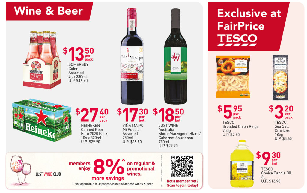 NTUC FairPrice Singapore Your Weekly Saver Promotions 17-23 Jun 2021 | Why Not Deals 8