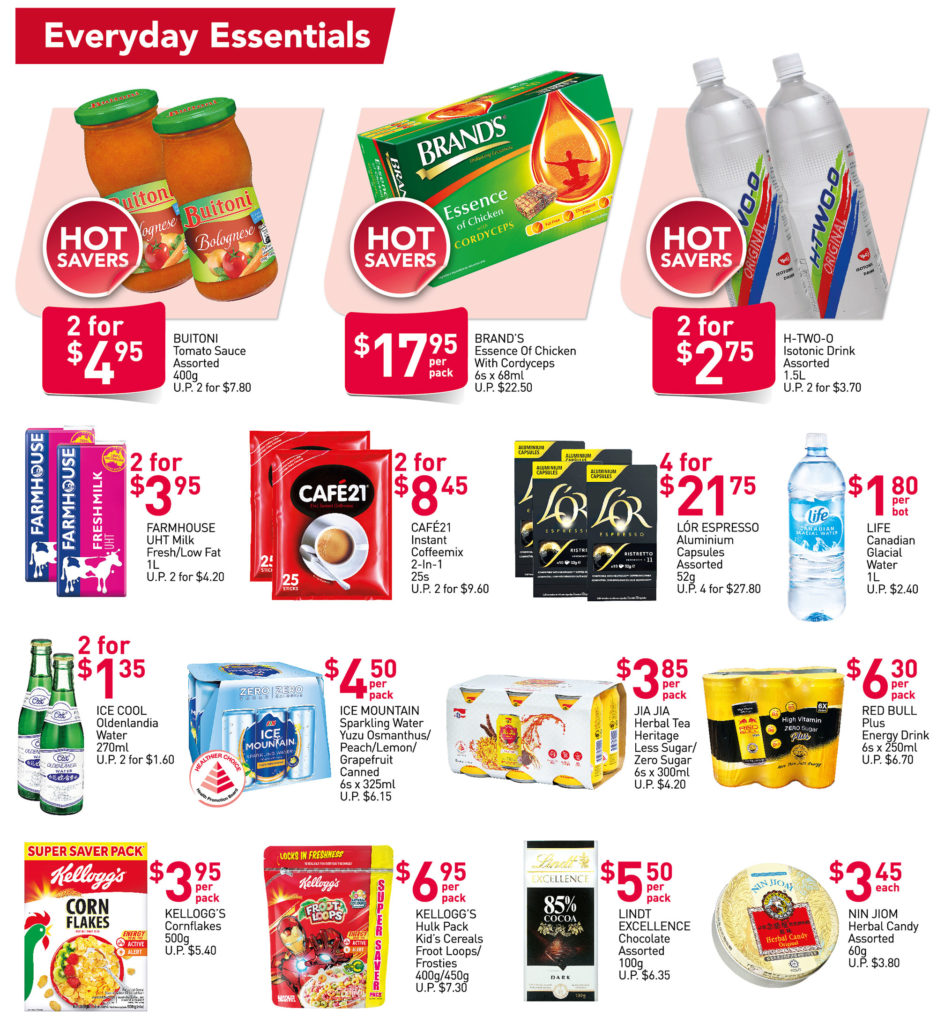 NTUC FairPrice Singapore Your Weekly Saver Promotions 24-30 Jun 2021   Why Not Deals 2