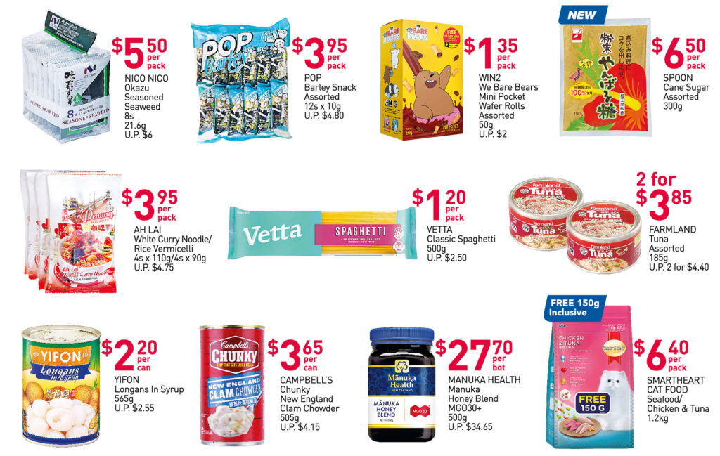 NTUC FairPrice Singapore Your Weekly Saver Promotions 24-30 Jun 2021   Why Not Deals 3