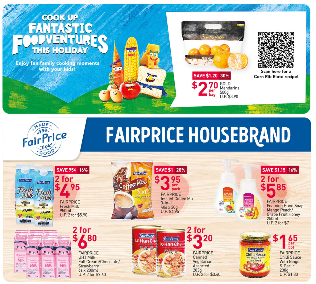 NTUC FairPrice Singapore Your Weekly Saver Promotions 24-30 Jun 2021   Why Not Deals 4