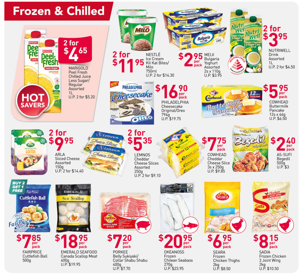 NTUC FairPrice Singapore Your Weekly Saver Promotions 24-30 Jun 2021   Why Not Deals 5