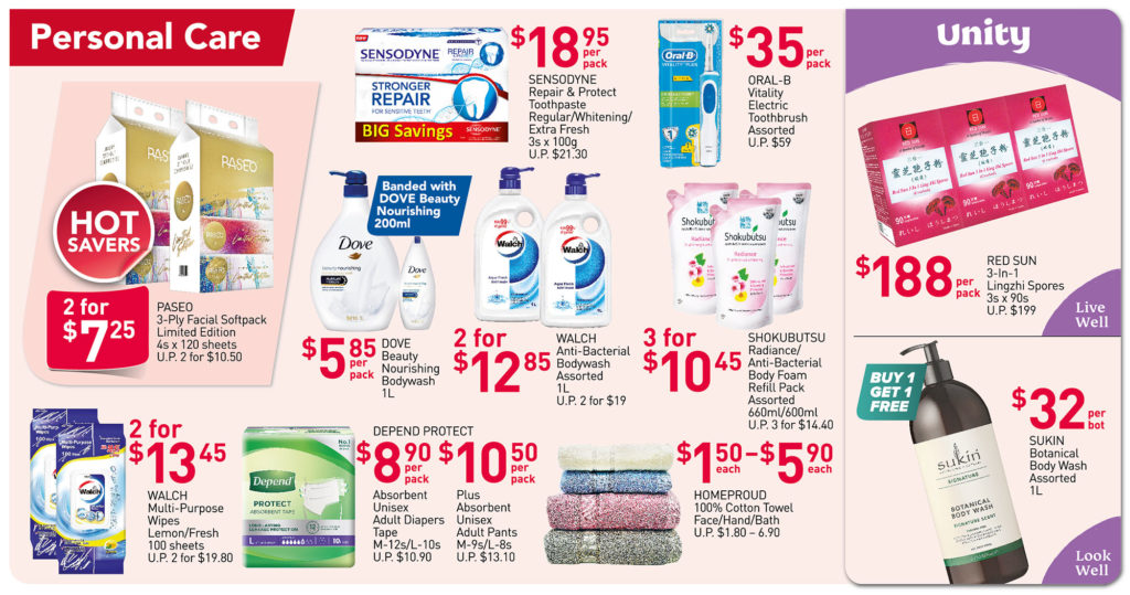 NTUC FairPrice Singapore Your Weekly Saver Promotions 24-30 Jun 2021   Why Not Deals 6