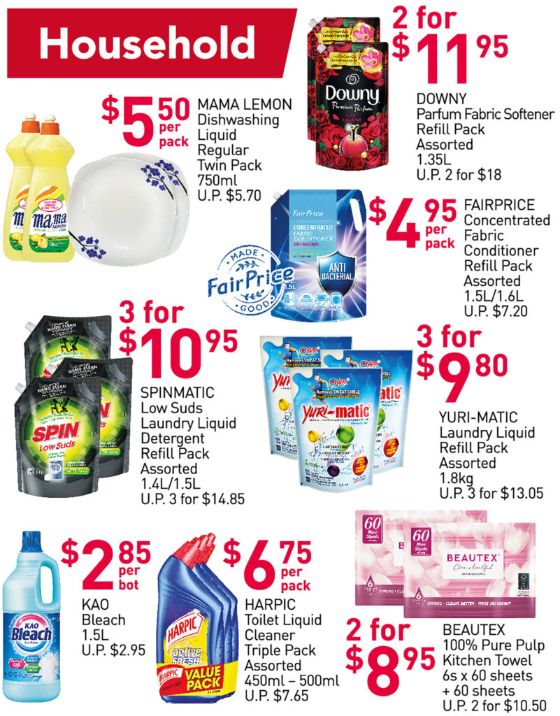 NTUC FairPrice Singapore Your Weekly Saver Promotions 24-30 Jun 2021   Why Not Deals 7