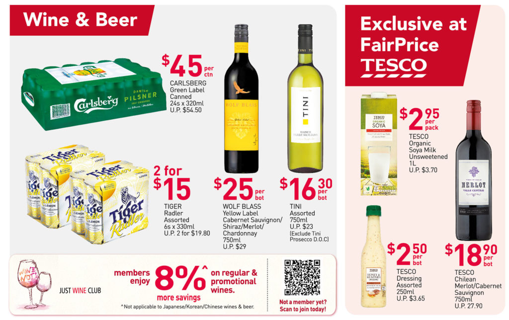 NTUC FairPrice Singapore Your Weekly Saver Promotions 24-30 Jun 2021   Why Not Deals 8
