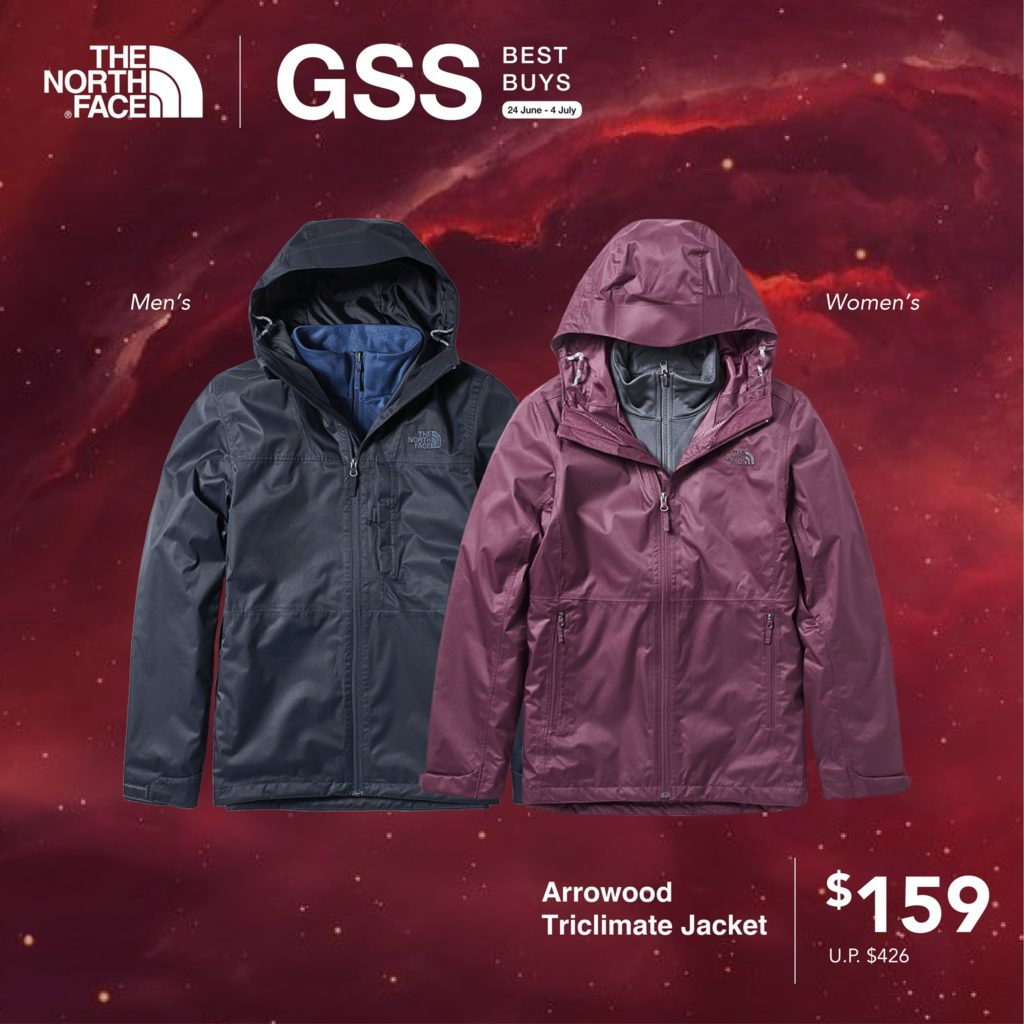 The North Face Singapore | Why Not Deals 8