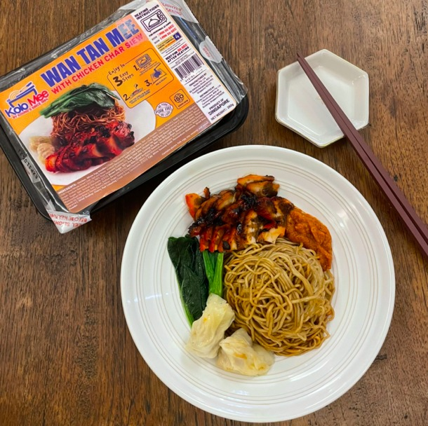 Ready Meals by Les Amis founder available at Cheers & FairPrice Xpress for less than $5! | Why Not Deals 3