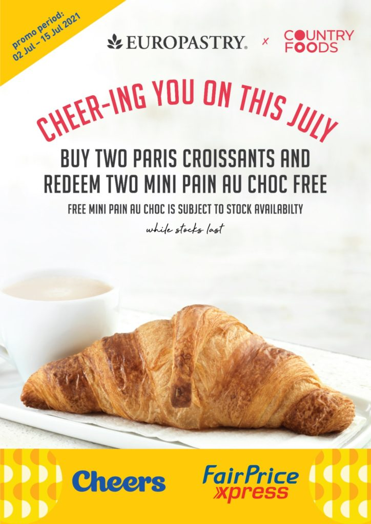 4 exciting deals with Europastry x Country Foods this July! | Why Not Deals 3