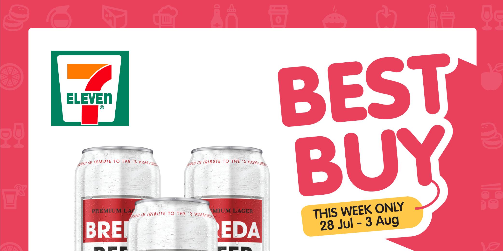 7-Eleven: Weekly BEST BUY! (28 Jul – 3 Aug 2021)