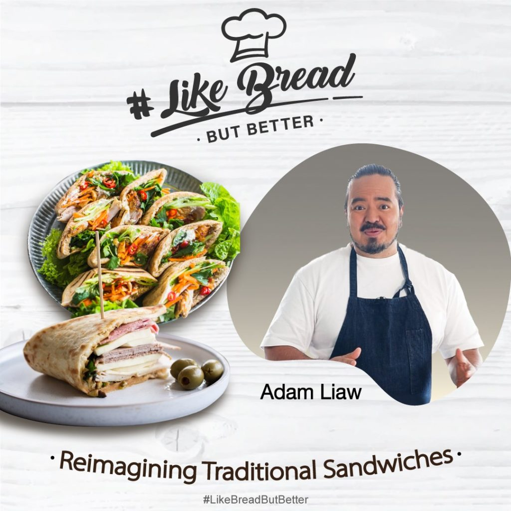 MISSION FOODS AND MASTERCHEF AUSTRALIA WINNER AND TV PRESENTER, ADAM LIAW, CHALLENGES YOU TO MAKE IT | Why Not Deals