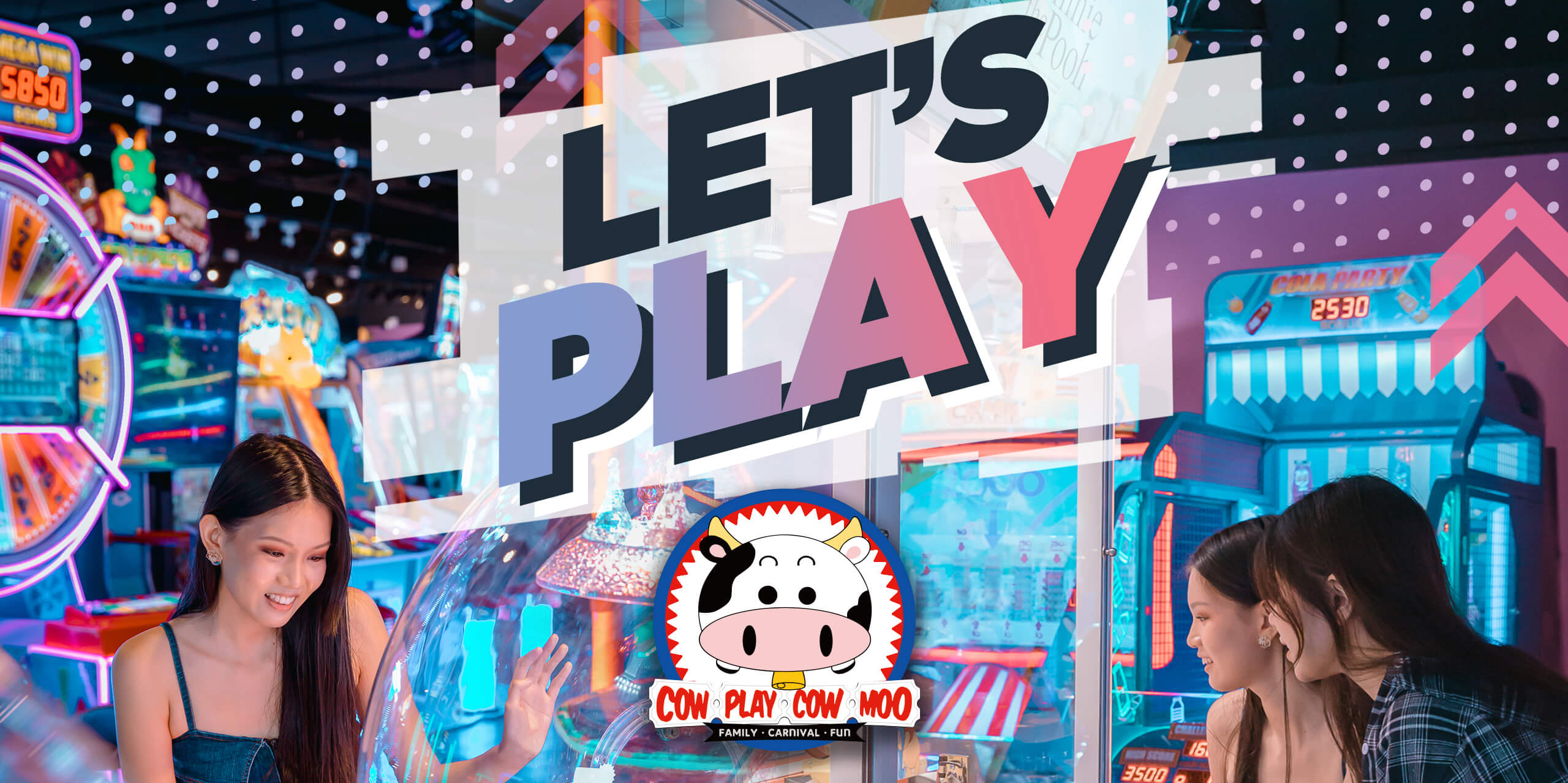 Play Time With Up To 50% More and $10 return vouchers at Jurong Point