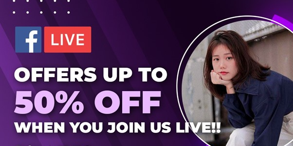 Enjoy Up to 50% OFF Selected Lifestyle Products on Sharp Facebook Live This Coming 28 Jul!