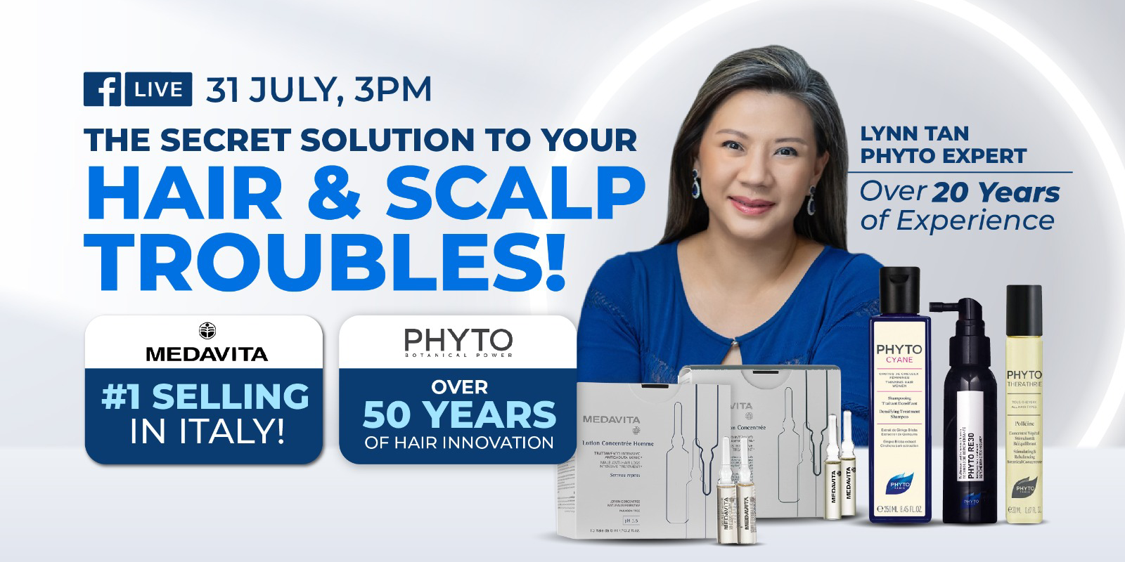 Discover the Secret Solution to your Hair & Scalp Troubles!