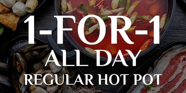 1-for-1 All You Can Eat Suki-Suki Thai Hotpot This July