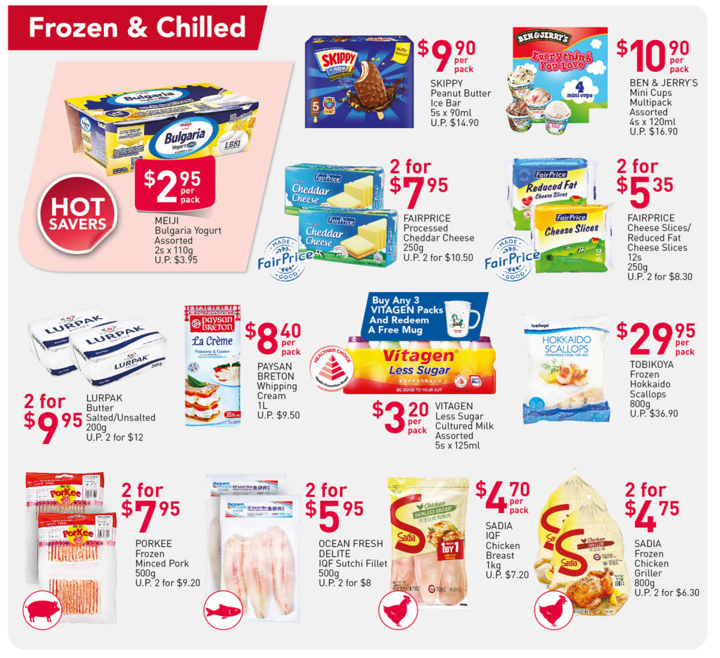NTUC FairPrice Singapore Your Weekly Saver Promotions 1-7 Jul 2021   Why Not Deals 5