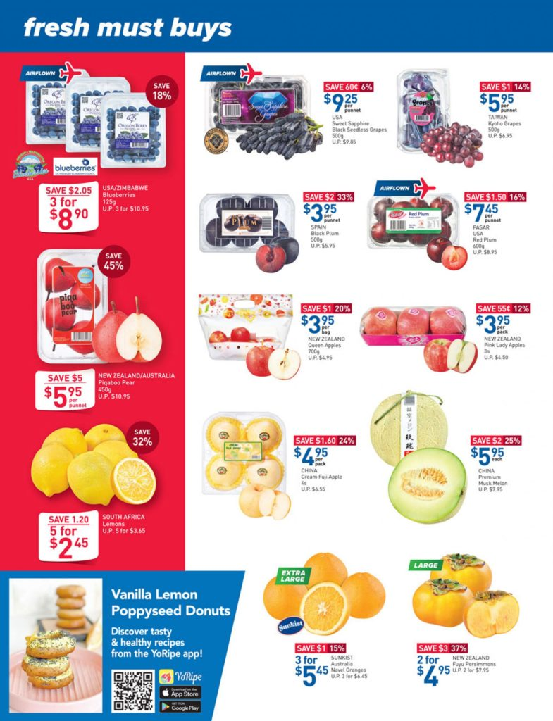 NTUC FairPrice Singapore Your Weekly Saver Promotions 15-21 Jul 2021 | Why Not Deals 10
