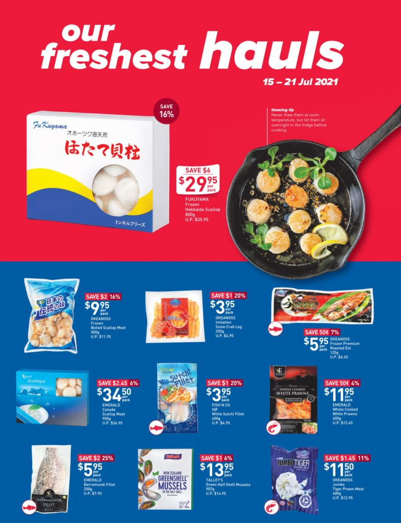 NTUC FairPrice Singapore Your Weekly Saver Promotions 15-21 Jul 2021 | Why Not Deals 12