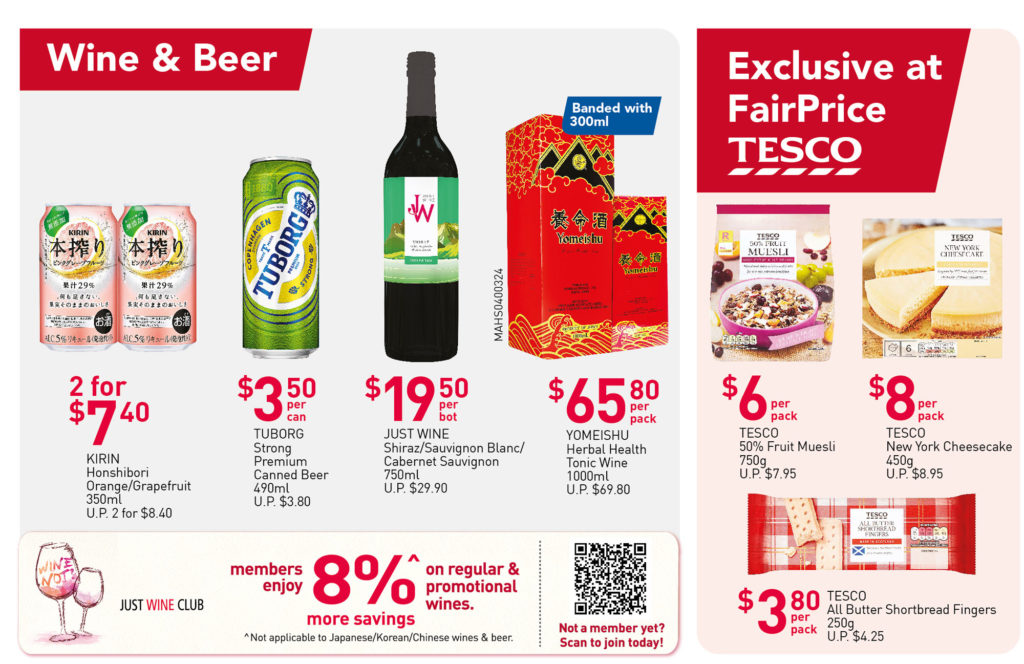 NTUC FairPrice Singapore Your Weekly Saver Promotions 15-21 Jul 2021 | Why Not Deals 5