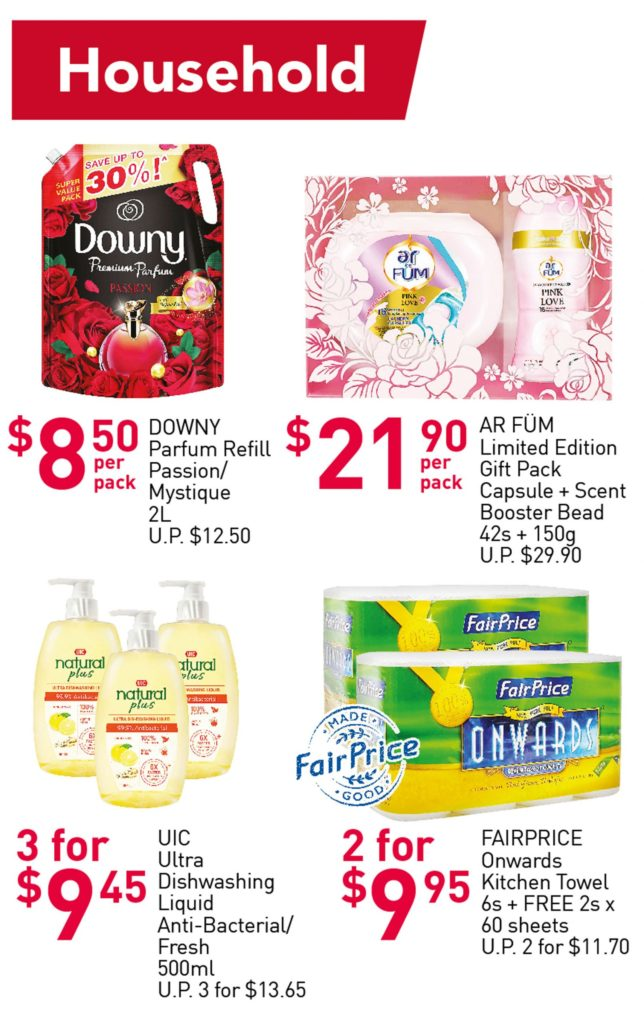 NTUC FairPrice Singapore Your Weekly Saver Promotions 15-21 Jul 2021 | Why Not Deals 7